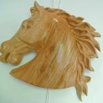Exposition Gîtes de France Gironde-tête de cheval