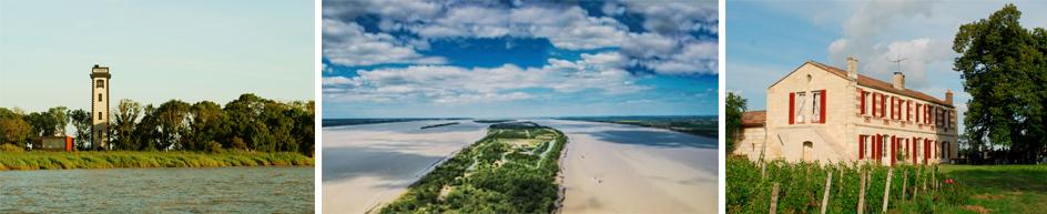 Ile Gironde - patrimoine naturel