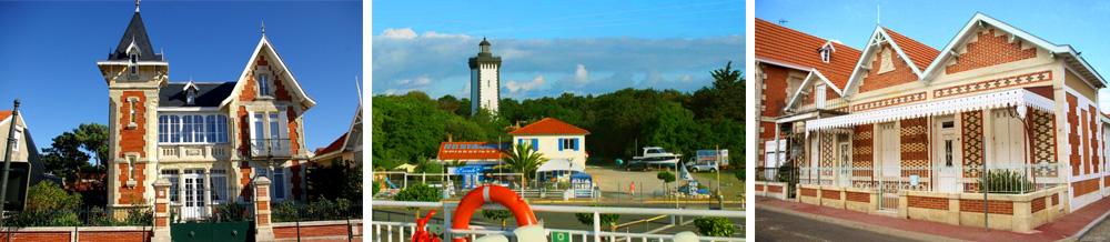 Soulac et Verdon - La côte Atlantique