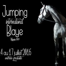 jumping international de blaye