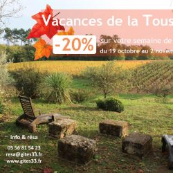 Vacances de la Toussaint