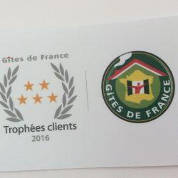 Trophées clients 2016