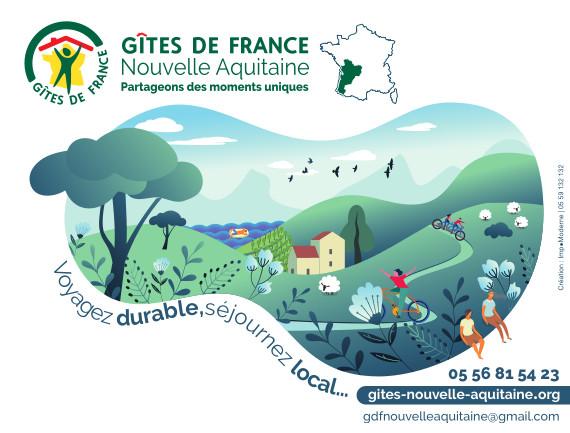 Gîtes de France Nouvelle Aquitaine